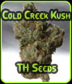 Cold Creek Kush - TH Seeds