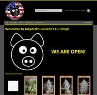 Mephisto Genetics 웹 사이트