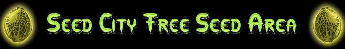 fritt cannabis-utsädesområdet