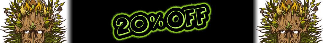 20% ปิด Exotic Seed