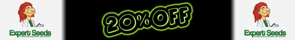 20% Off Expert Seeds!