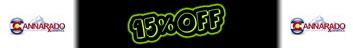 15% Off Cannarado Genetics