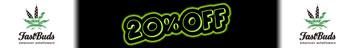 20% Pois FastBuds Siemenet!