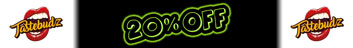 20% Off TasteBudz Seeds