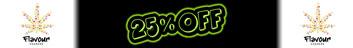 맛 체이서 씨앗 25 % 할인!